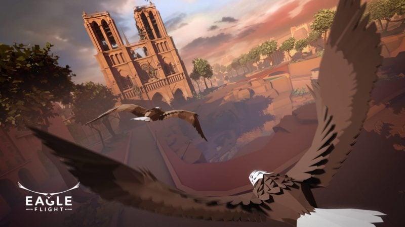 Game Virtual Terbaik Eagle Flight