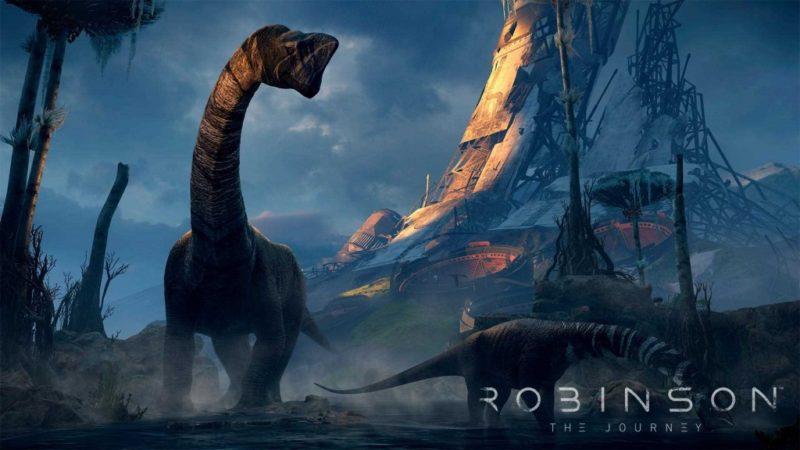 Game Virtual Terbaik Robinson The Journey