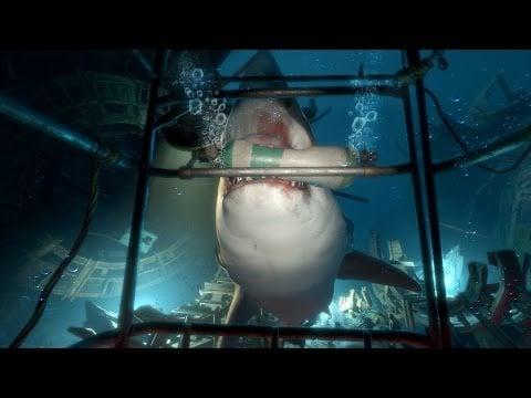 Game Virtual Terbaik The Deep