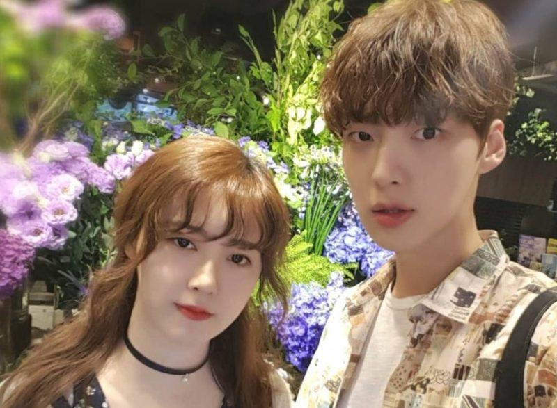 Goo hye sun ungkap ahn jae hyun ingin bercerai! - gamedaim