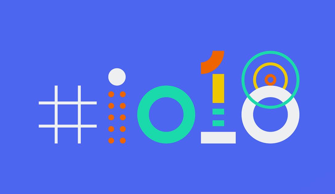 Google IO 2018 Min