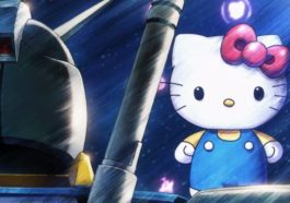 Gundam Vs Hello Kitty Dafunda Otaku
