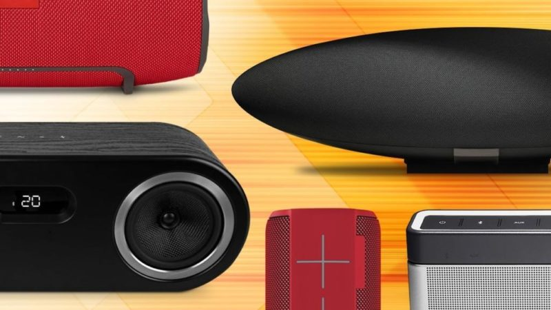 Harga Speaker Bluetooth Terbaru 2018