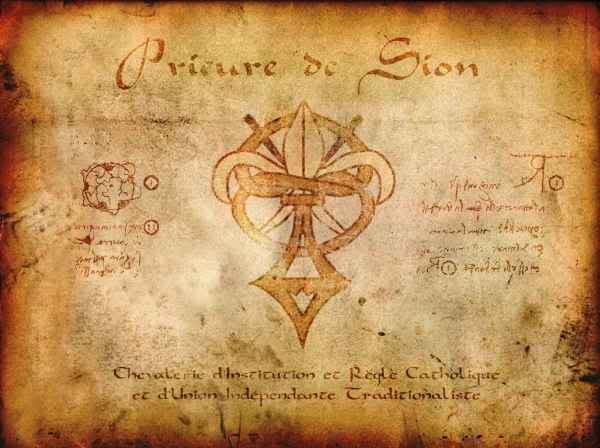 Inilah 10 Organisasi Paling Misterius Di Dunia, Sampai Sekarang Masih Ada Loh! Priory Of Sion