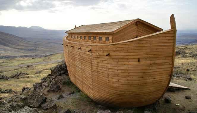 Inilah 4 Bukti Menarik Tentang Kapal Nabi Nuh Yang Dipercahaya Dibangun Di Indonesia! Bukti
