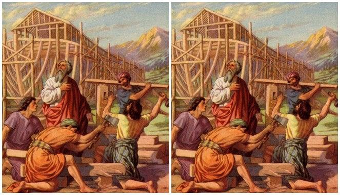 Inilah 4 Bukti Menarik Tentang Kapal Nabi Nuh Yang Dipercahaya Dibangun Di Indonesia! Nabi Nuh