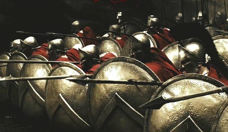 Inilah 5 Fakta Sparta, Pasukan Yang Dilahirkan Untuk Menjadi Petarung Kuat Dan Mengerikan! Dafunda Gokil