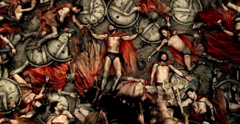 Inilah 5 Fakta Sparta, Pasukan Yang Dilahirkan Untuk Menjadi Petarung Kuat Dan Mengerikan! Kelaparan