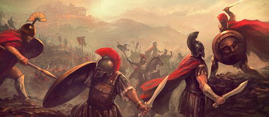 Inilah 5 Fakta Sparta, Pasukan Yang Dilahirkan Untuk Menjadi Petarung Kuat Dan Mengerikan! Tidak Ada Pendidikan