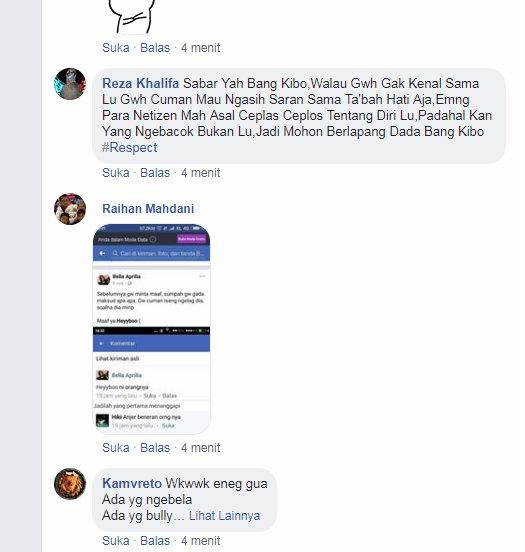 Iseng Di Tag Salah Seorang Teman Nya, Orang Ini Dibully Netizen Karena Disangka Pembunuh Irgi (Korban Tewas Akibat Tawuran) Dafunda Gokil