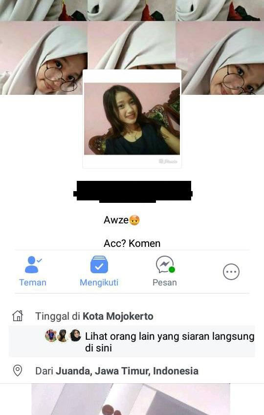 Iseng Di Tag Salah Seorang Teman Nya, Orang Ini Dibully Netizen Karena Disangka Pembunuh Korban Tewas Akibat Tawuran Dafunda Otaku