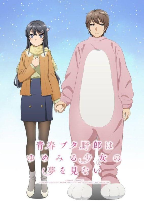 Jadwal Tayang Seishun Buta Yarou Movie Dafunda Otaku