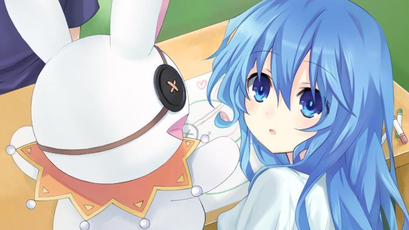 Karakter Anime Cewek Berambut Biru Paling Kawaii! Dafunda Otaku
