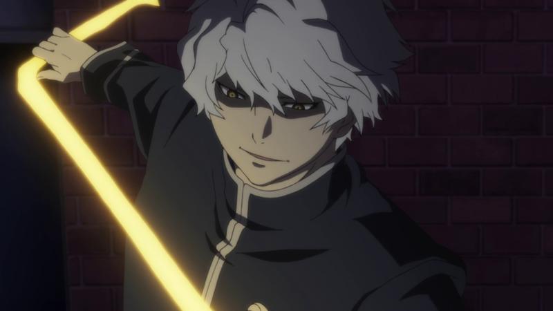 Karakter Anime Pengguna Cahaya Terbaik Dafunda Otaku