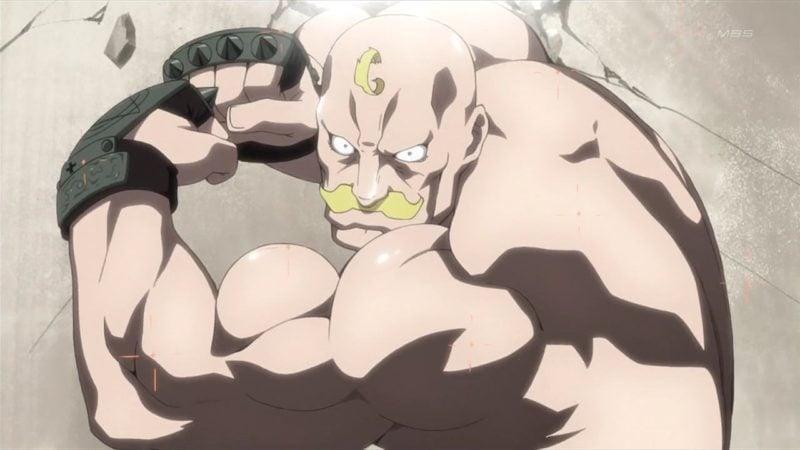 Karakter Berotot Paling Kuat Di Anime DafundaOtaku 4