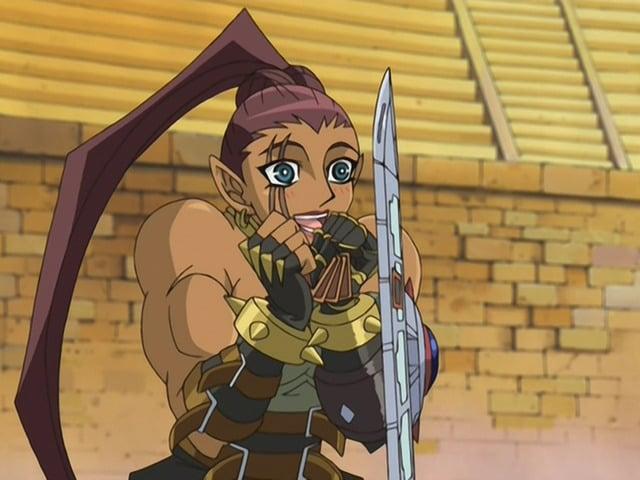 Karakter Cewek Paling Perkasa Di Anime DafundaOtaku 2