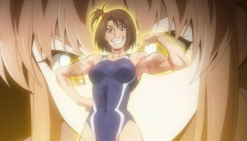 Karakter Cewek Paling Perkasa Di Anime #DafundaOtaku