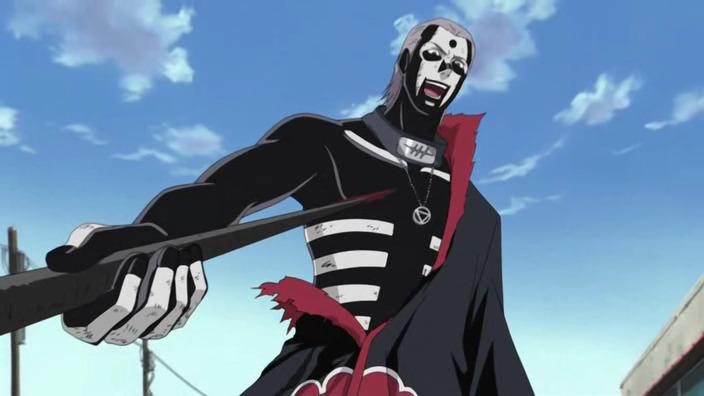 Karakter Terkejam Di Seri Naruto Dafunda Otaku