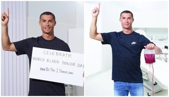 Kebaikan Ronaldo Yang Patut Ditiru 3