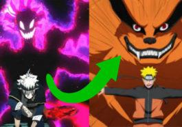 Kemiripan Black Clover Dengan Naruto #DafundaOtaku