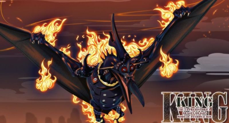 King The Wildfire