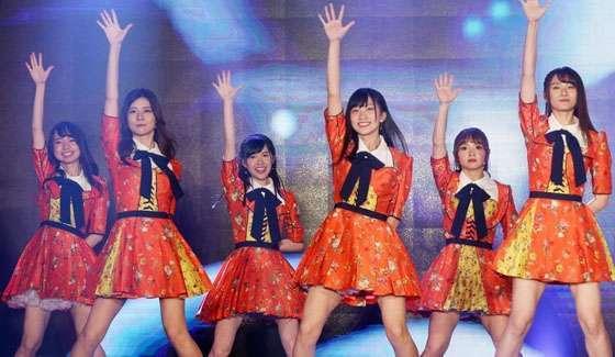 Konser Idol 48 Dafunda Otaku