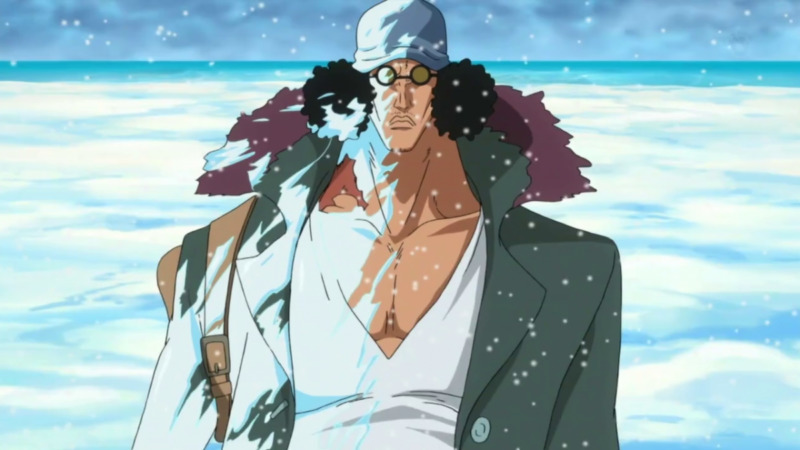 Kuzan Aokiji (One Piece)