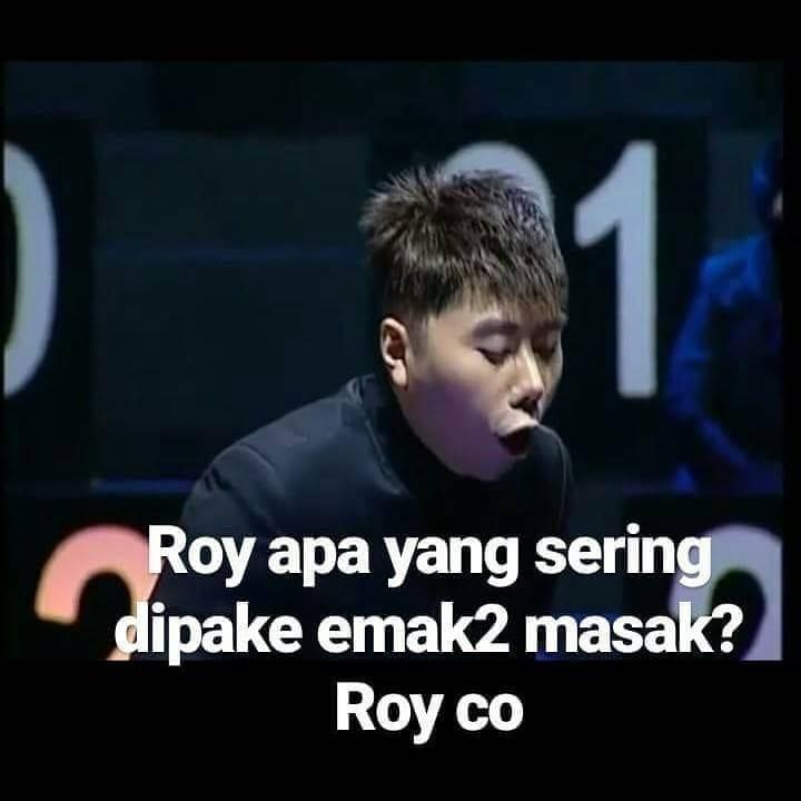 Lucu Banget, 7 Plesetan Nama Roy Kiyoshi Ini Bakal Bikin Puasa Kalian Tak Terasa! Royco