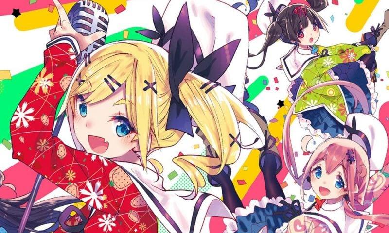 Manga Drop Out Idol Fruit