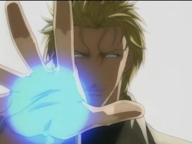 Masaki Kurusu (GetBackers)