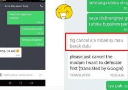 Mau Ikut Tawuran, 7 Cara Driver Ojek Online Batalkan Orderan Ini Bikin Ngakak! Dafunda Gokil