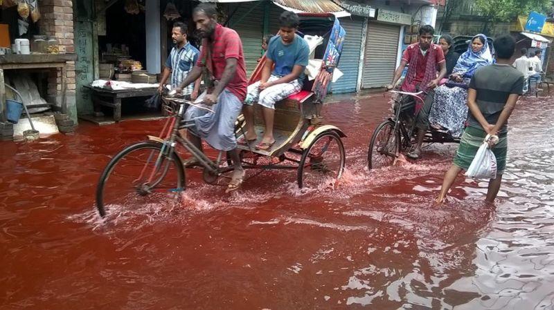 Mau Kiamat Inilah 5 Fenomena Hujan Aneh Yang Paling Mengerikan! Hujan Darah