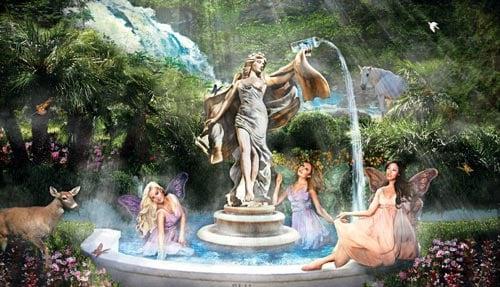 Mengejutkan! Ternyata Benar Adanya Air Mancur Awet Muda Fountain Of Youth! Sejarah