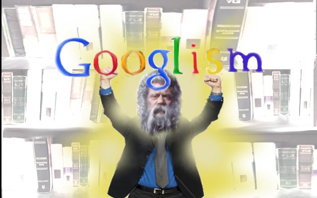 Mengenal Googlism, Agama Yang Meganggap Tuhannya Adalah Google Dafunda