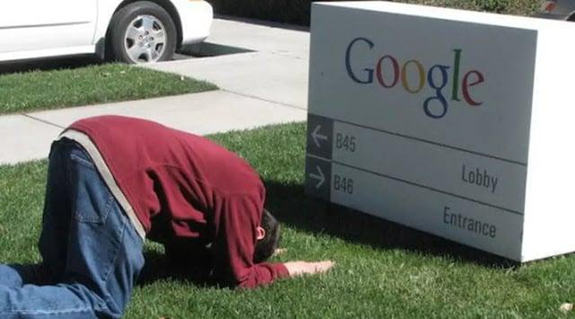 Mengenal Googlism, Agama Yang Meganggap Tuhannya Adalah Google Dafunda Com