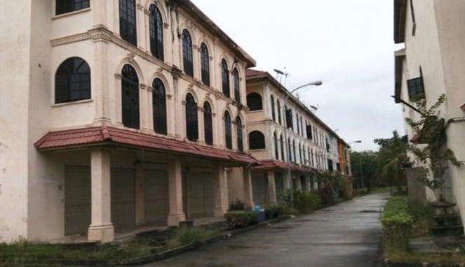 Mengenal Marina City, Markas Perjudian Di Batam Yang Sekarang Menjadi Kota Mati! 1