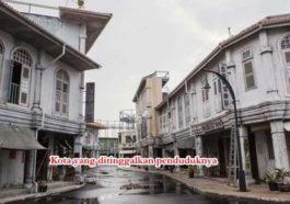 Mengenal Marina City, Markas Perjudian Di Batam Yang Sekarang Menjadi Kota Mati! Dafunda Gokil
