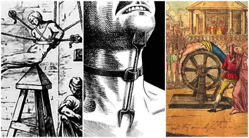Mengerikan! 25 Alat Penyiksaan Manusia Paling Sadis Sepanjang Sejarah! Dafunda Com