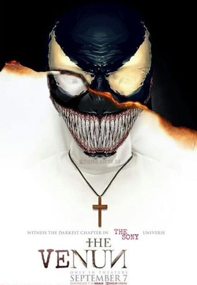 Ngakak, 10 Meme Lucu Venom Ini Bikin Kalian Pengen Nonton Film Nya! The Venom