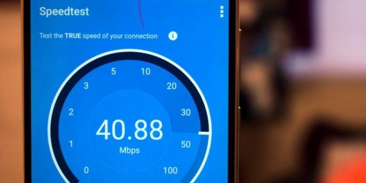 OpenSignal Speed Test 4G 1340x754