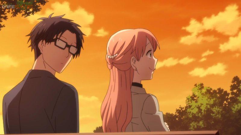 Otaku Terbaik Di Anime 2
