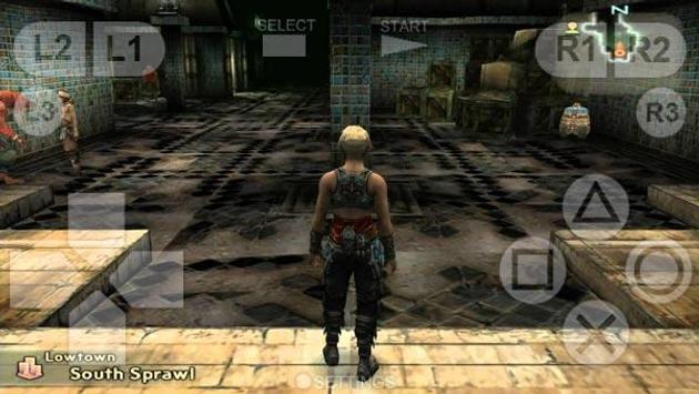 PTWOE Playstation 2 Emulator