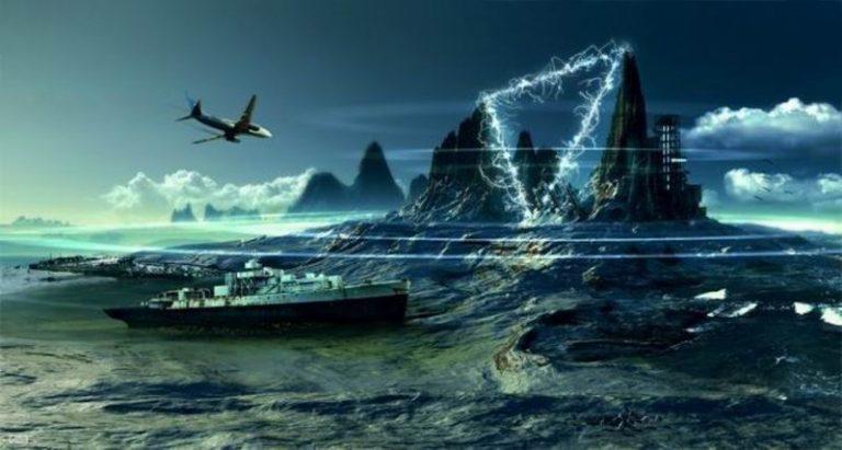 Penuh Teka Teki, Inilah 7 Tempat Paling Misterius Di Dunia! The Devil's Sea Samudra Pasifik Jepang