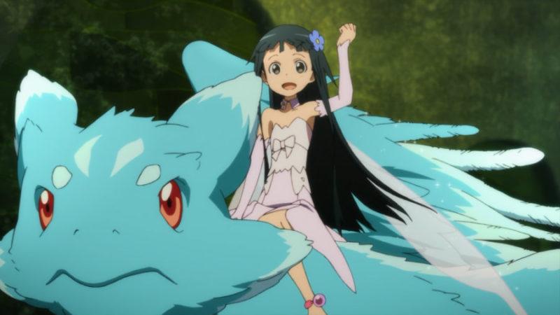 Peri Paling Kawaii Di Anime