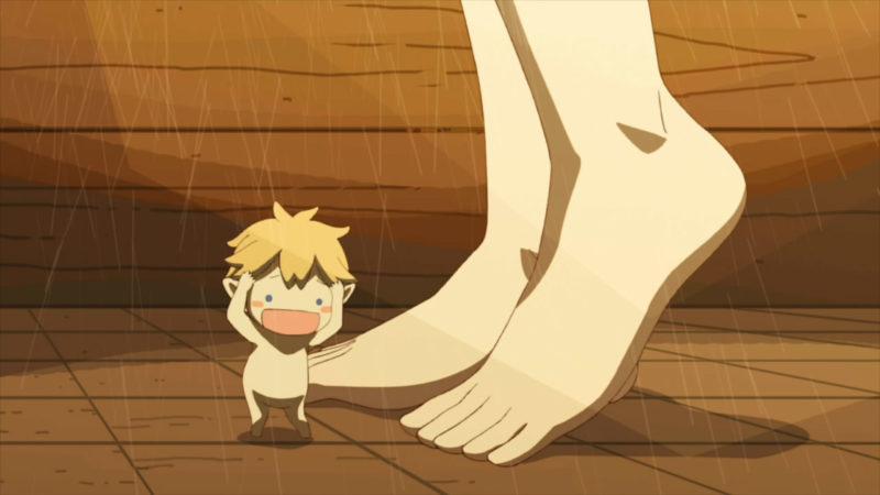 Peri Paling Kawaii Di Anime 5