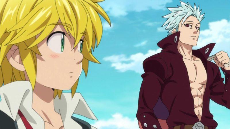 Persaingan Terbaik Di Anime 5
