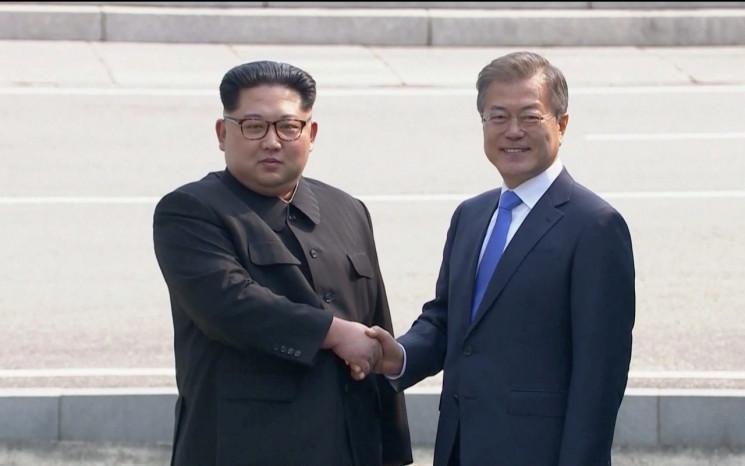 Pertama Kali Dalam Sejarah, Kim Jong Un Menyeberang Ke Korea Selatan! Dafunda Com