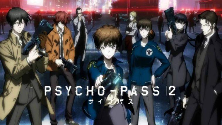 Psycho Pass SS 2