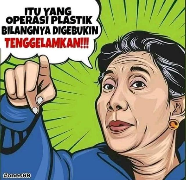 Ratna Sarumpaet Mengaku Bohong, Reaksi Kocak Netizen Ini Bikin Ngakak! Ledakan