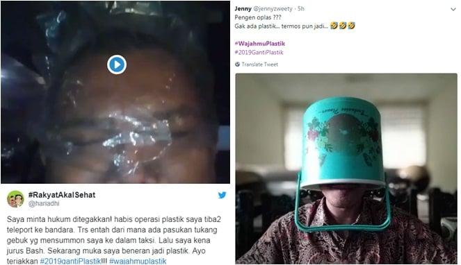 Ratna Sarumpaet Viral, Netizen Ramai Ramai Bikin Tagar #Wajahmuplastik Apa